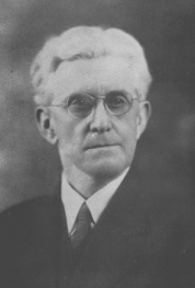 Portrait of Ford Hendrickson