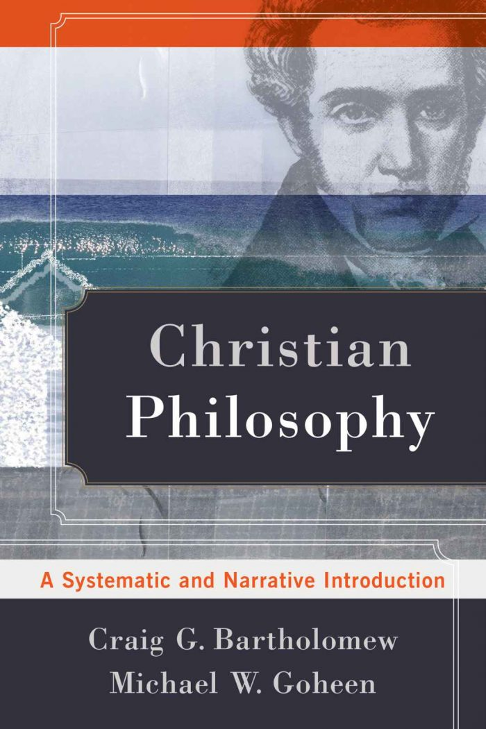 Christian Philosophy book cover
